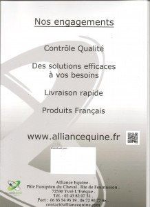 alliance équine 2