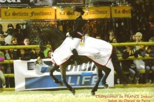 champ de France indoor salon de paris 2011